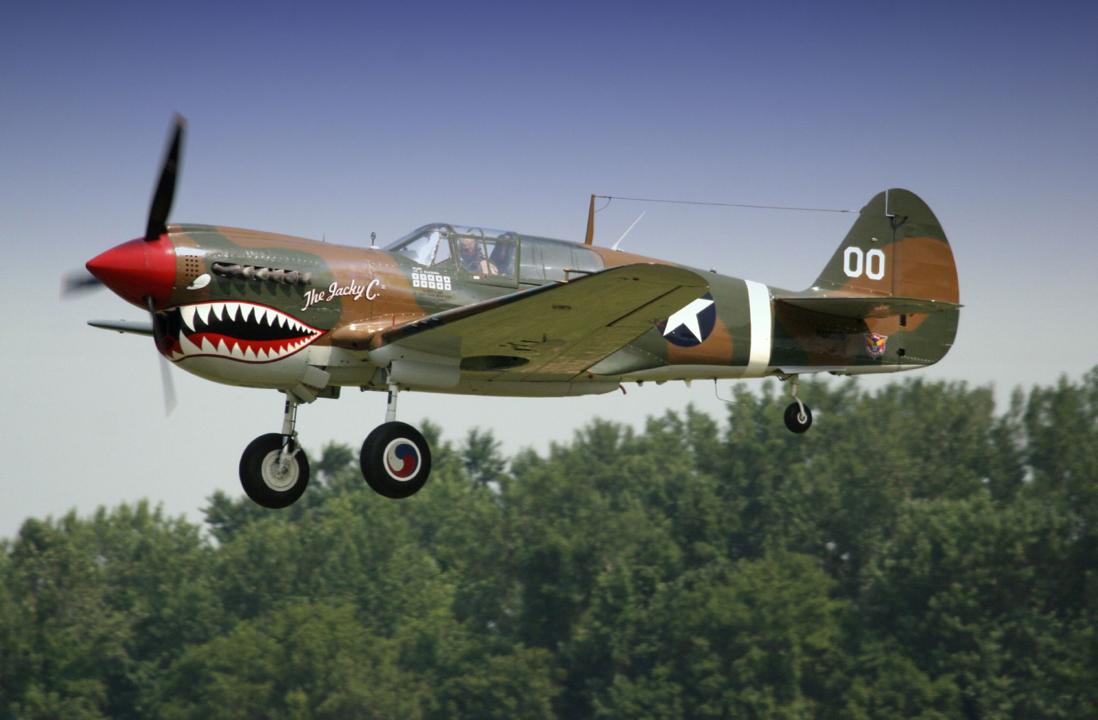 Curtiss_p40_warhawk_airshow